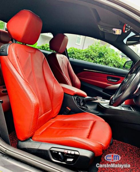 BMW 4 Series 2.0-LITER LUXURY SPORT SEDAN Automatic 2014 - image 11