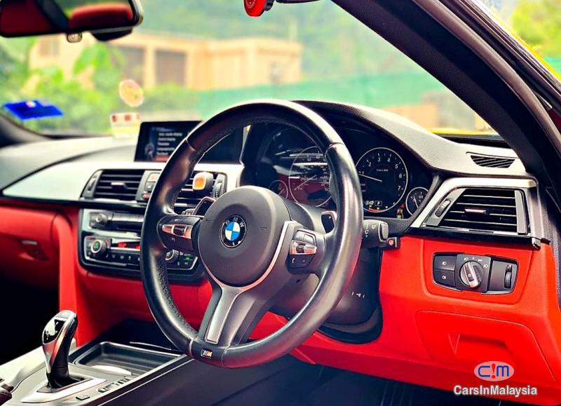 BMW 4 Series 2.0-LITER LUXURY SPORT SEDAN Automatic 2014 in Malaysia - image
