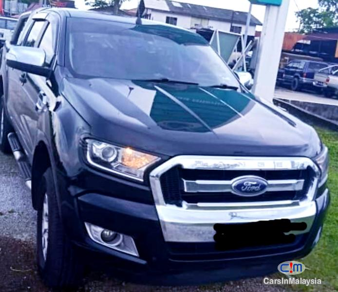 Pictures of Ford Ranger 2.2-LITER DOUBLE CAB DIESEL TURBO Automatic 2017