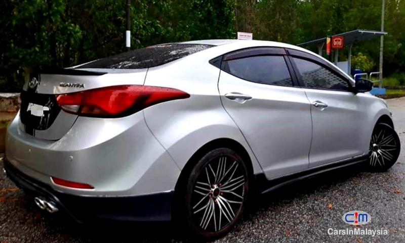 Picture of Hyundai Elantra 1.6-LITER ECONOMY SEDAN Automatic 2015