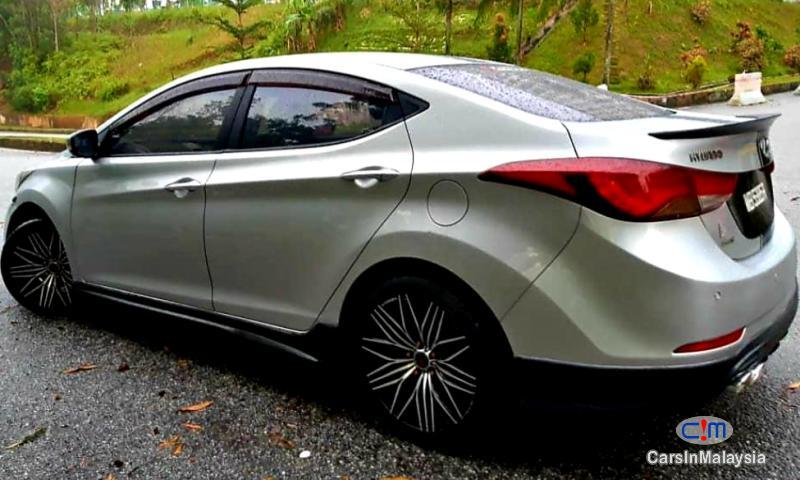 Hyundai Elantra 1.6-LITER ECONOMY SEDAN Automatic 2015 in Selangor