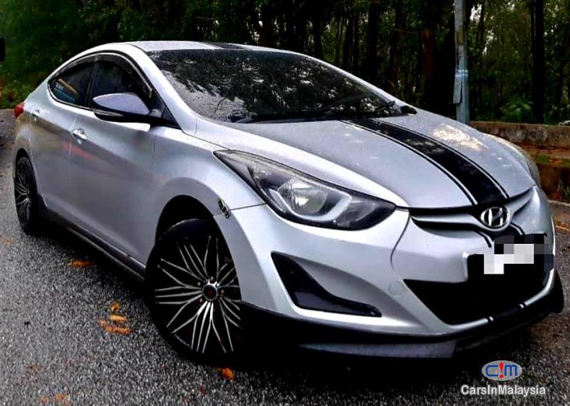 Hyundai Elantra 1.6-LITER ECONOMY SEDAN Automatic 2015 in Malaysia