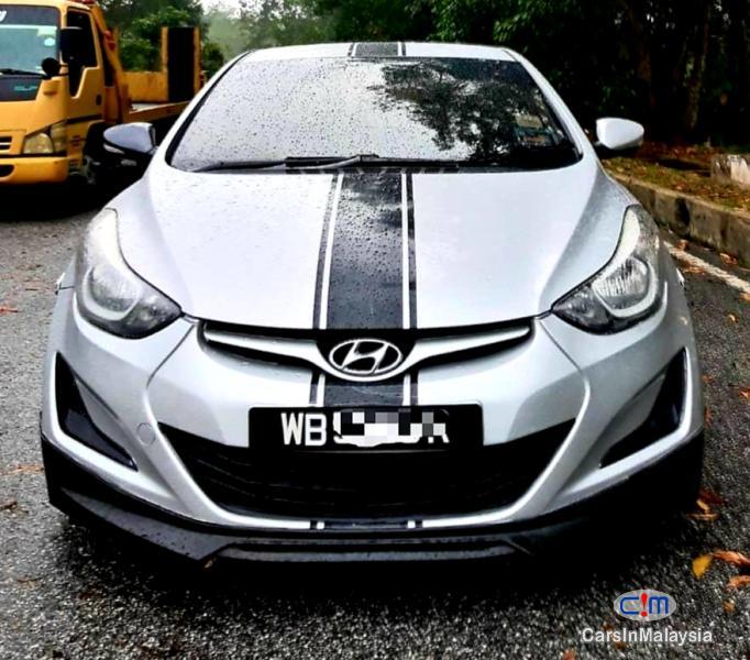 Picture of Hyundai Elantra 1.6-LITER ECONOMY SEDAN Automatic 2015 in Selangor