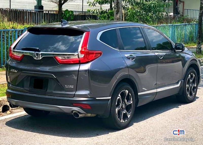Picture of Honda CR-V 1.5-LITER LUXURY TURBO SUV Automatic 2018