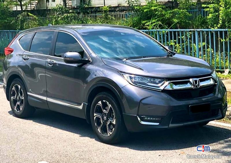 Honda CR-V 1.5-LITER LUXURY TURBO SUV Automatic 2018