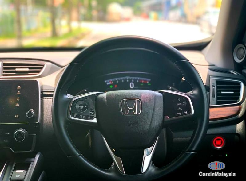 Picture of Honda CR-V 1.5-LITER LUXURY TURBO SUV Automatic 2018 in Malaysia