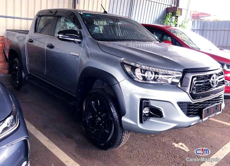 Pictures of Toyota Hilux 2.4-LITER 4x4 LIMITED EDITION DOUBLE CAB DIESEL TURBO Automatic 2020
