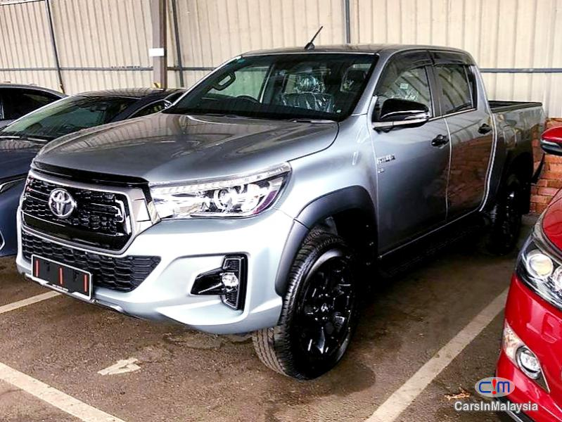 Toyota Hilux 2.4-LITER 4x4 LIMITED EDITION DOUBLE CAB DIESEL TURBO Automatic 2020