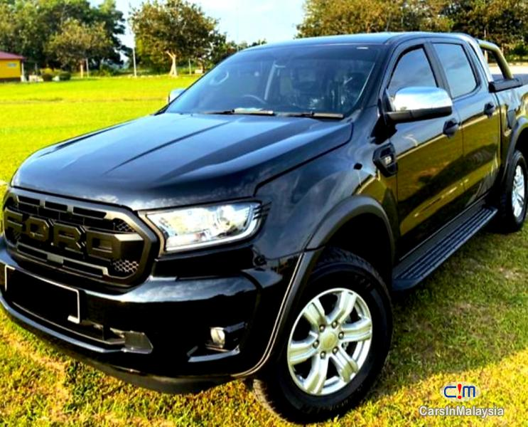 Ford Ranger 2.2-LITER 4X4 DIESEL TURBO T7 NEW FACELIFT Automatic 2020 in Malaysia