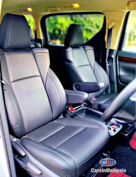 Toyota Alphard 2.5-LITER 7 SEATER LUXURY FAMILY MPV Automatic 2019 - image 12