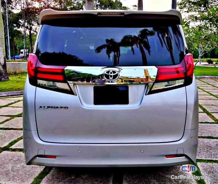 Picture of Toyota Alphard 2.5-LITER 7 SEATER LUXURY FAMILY MPV Automatic 2019 in Selangor