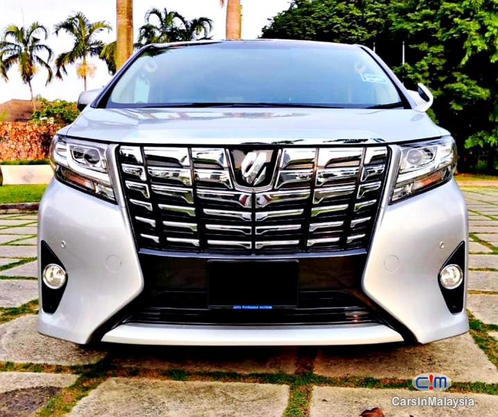 Picture of Toyota Alphard 2.5-LITER 7 SEATER LUXURY FAMILY MPV Automatic 2019 in Malaysia