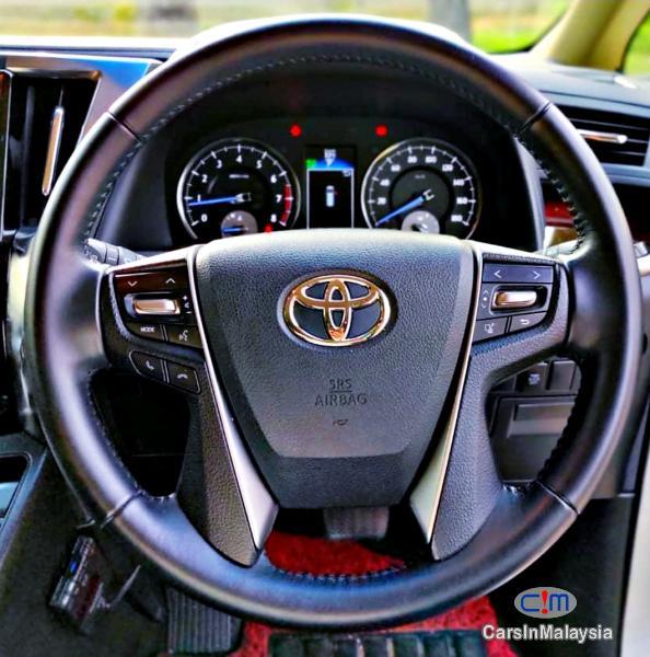 Toyota Alphard 2.5-LITER 7 SEATER LUXURY FAMILY MPV Automatic 2019 - image 9