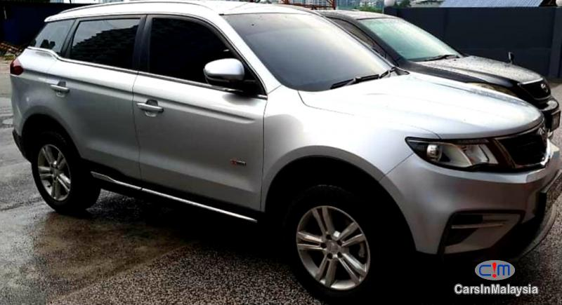 Picture of Proton X70 1.8-LITER LUXURY LOCAL SUV Automatic 2019 in Kuala Lumpur