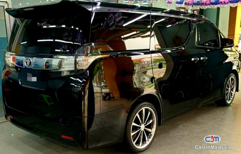Picture of Toyota Vellfire 2.5-LITER 7 SEATER FAMILY MPV Automatic 2018
