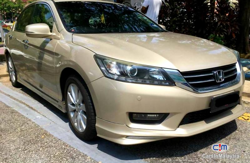 Picture of Honda Accord 2.0-LITER LUXURY SEDAN Automatic 2015 in Malaysia