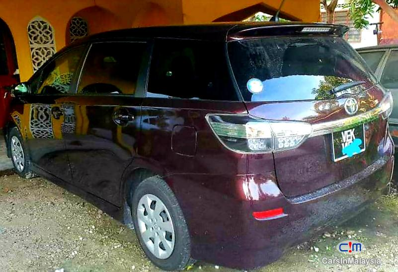 Picture of Toyota Wish 1.8-LITER 7 SEATER FAMILY MPV NEW FACELIFT Automatic 2020