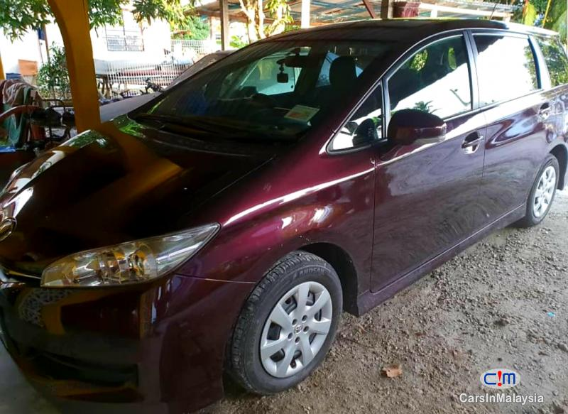 Toyota Wish 1.8-LITER 7 SEATER FAMILY MPV NEW FACELIFT Automatic 2020