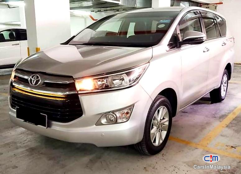 Pictures of Toyota Innova 2.0-LITER FAMILY MPV 7 SEATER Automatic 2019