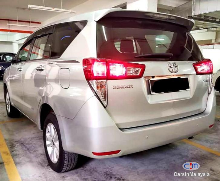 Toyota Innova 2.0-LITER FAMILY MPV 7 SEATER Automatic 2019