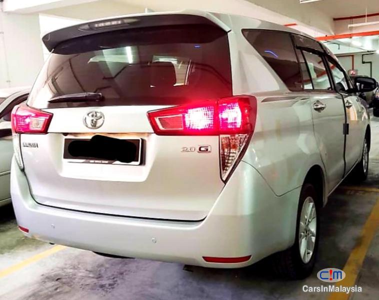 Toyota Innova 2.0-LITER FAMILY MPV 7 SEATER Automatic 2019 in Malaysia