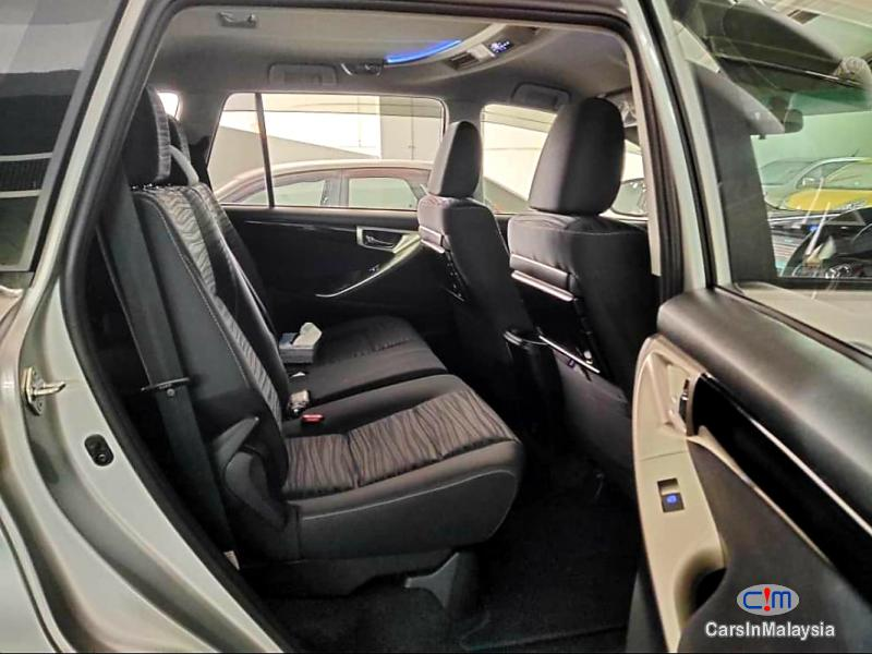 Picture of Toyota Innova 2.0-LITER FAMILY MPV 7 SEATER Automatic 2019 in Selangor