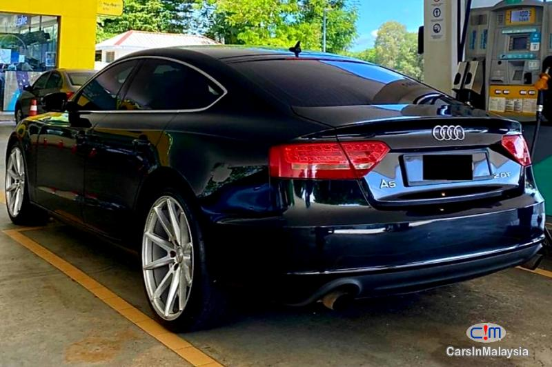 Picture of Audi A5 2.0-LITER LUXURY SEDAN Automatic 2010