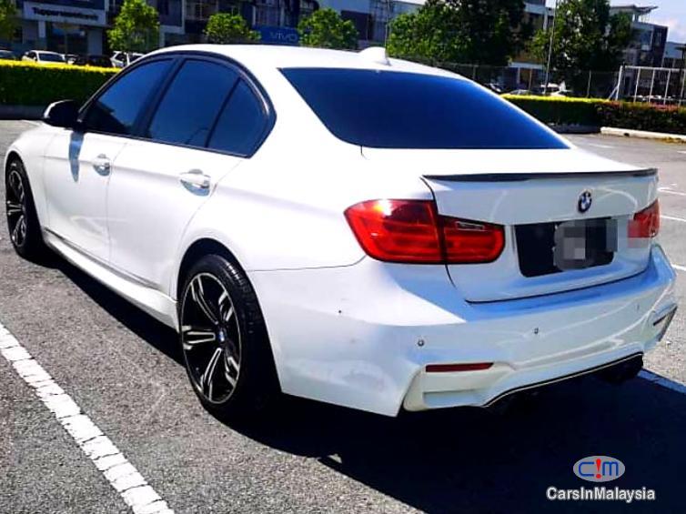 BMW 3 Series 1.6-LITER TWIN TURBO LUXURY SEDAN Automatic 2014