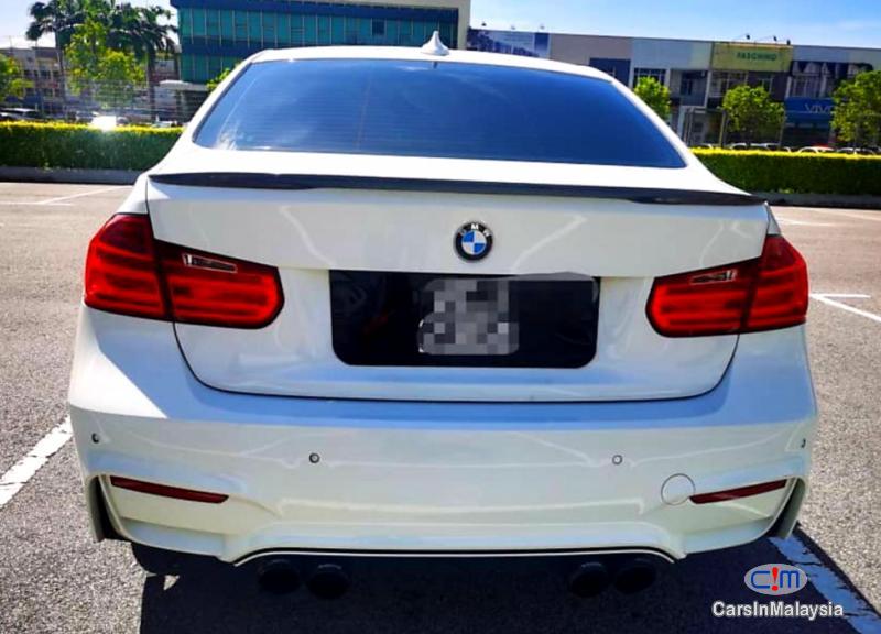 Picture of BMW 3 Series 1.6-LITER TWIN TURBO LUXURY SEDAN Automatic 2014 in Malaysia
