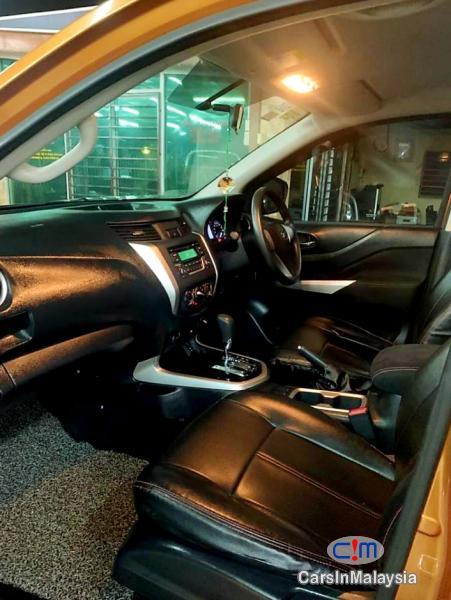 Nissan Navara 2.5-LITER DOUBLE CAB DIESEL TURBO Automatic 2016 in Selangor