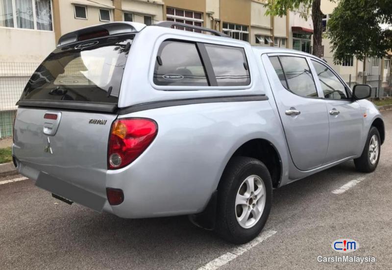 Picture of Mitsubishi Triton 2.5-LITER DOUBLE CAB 2WD MANUAL DIESEL TURBO Manual 2008