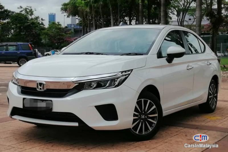 Honda City 1.5-LITER NEW CAR ECONOMY SEDAN Automatic 2021 - image 5