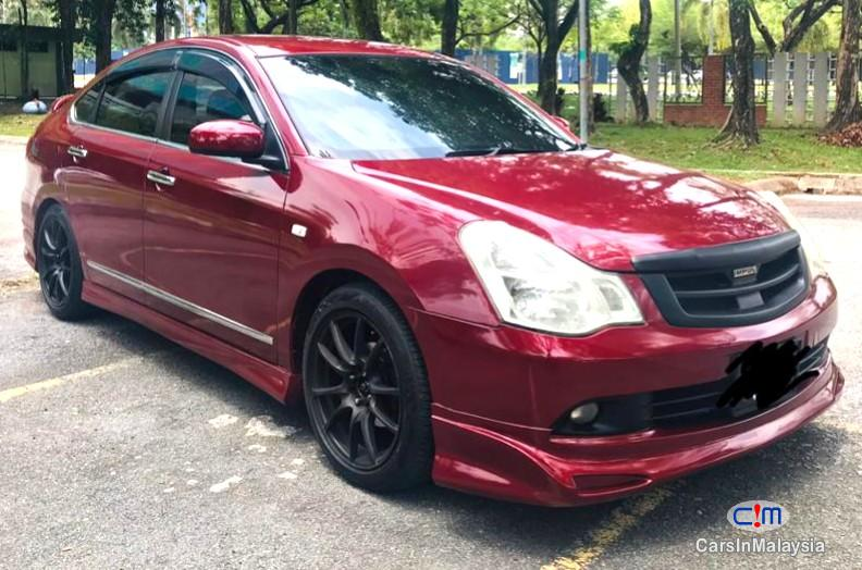 Nissan Sylphy 2.0-LITER TOP ECONOMIC FUEL SEVER SEDAN CAR Automatic 2008 in Kuala Lumpur
