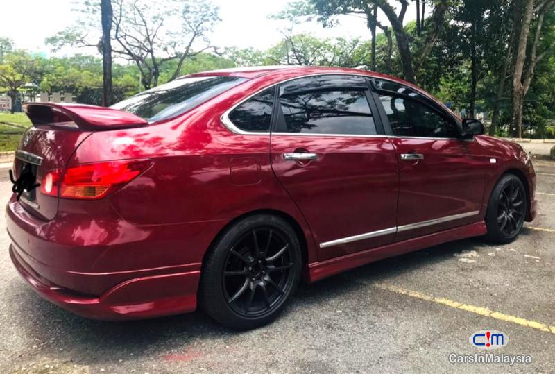 Nissan Sylphy 2.0-LITER TOP ECONOMIC FUEL SEVER SEDAN CAR Automatic 2008 in Malaysia