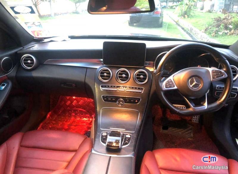 Mercedes Benz C200 2.0-LITER LUXURY SPORT TURBO SEDAN Automatic 2014 in Malaysia - image
