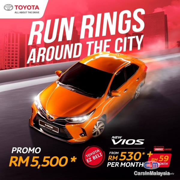 Picture of Toyota Vios Vios Automatic 2021