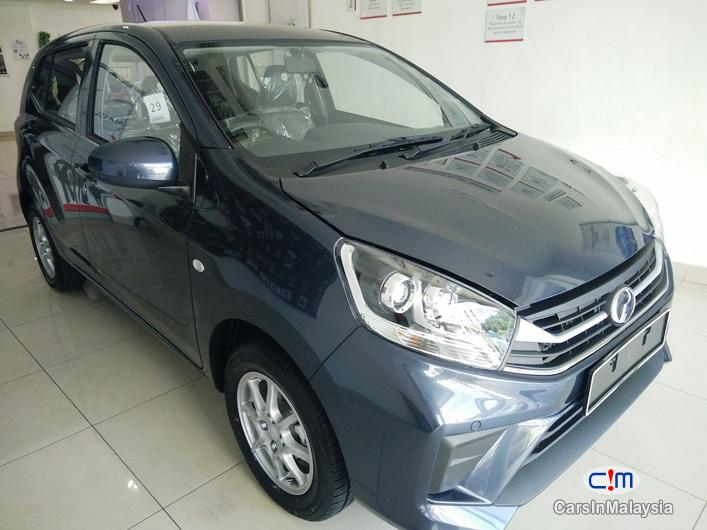 Picture of Perodua Axia Automatic 2021