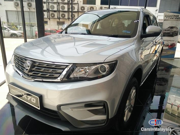 Picture of Proton X70 Automatic 2021