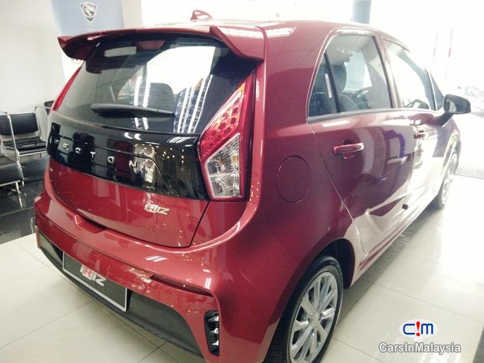 Picture of Proton Iriz Automatic 2021 in Selangor