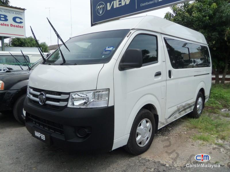 Picture of Foton View 2.0 Manual 2019