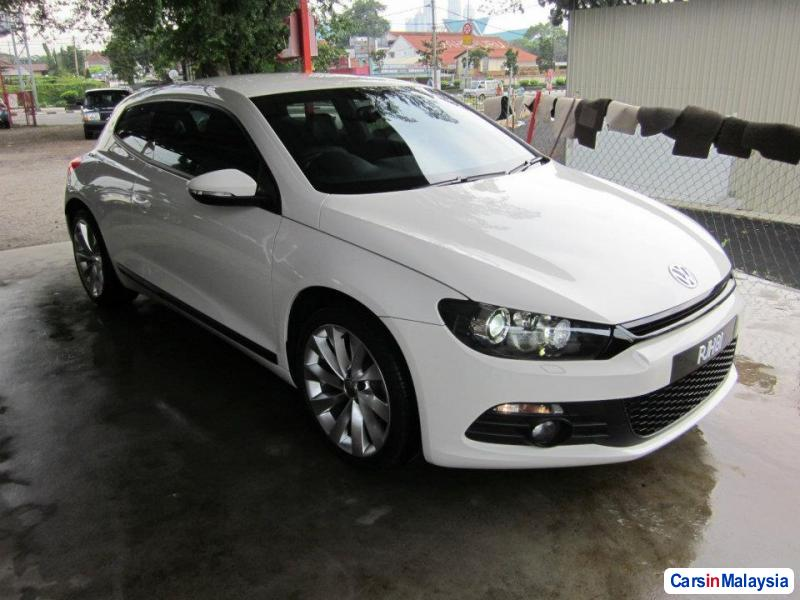 Picture of Volkswagen Scirocco Automatic 2011