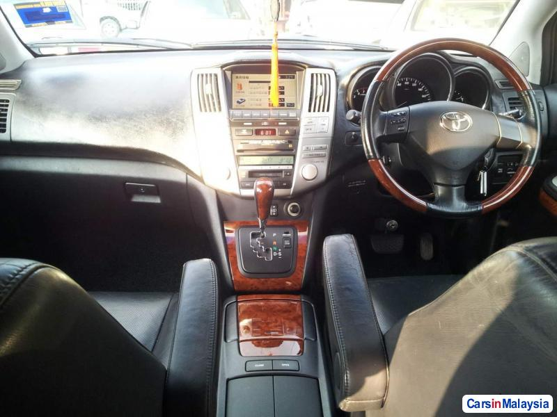 Toyota Harrier Automatic 2008