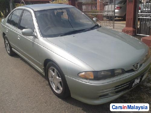 Picture of Proton Perdana Automatic 2001