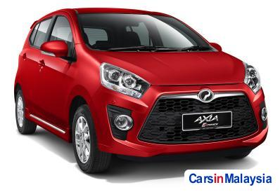 Pictures of Perodua Axia Semi-Automatic