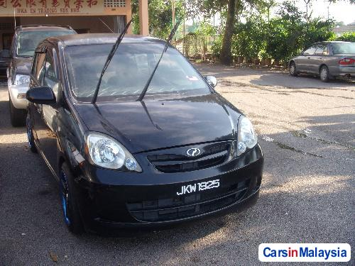 Pictures of Perodua Viva Automatic 2008