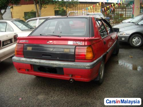 Pictures of Proton Iswara 1997
