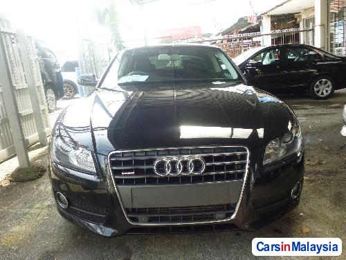 Pictures of Audi A5 Semi-Automatic