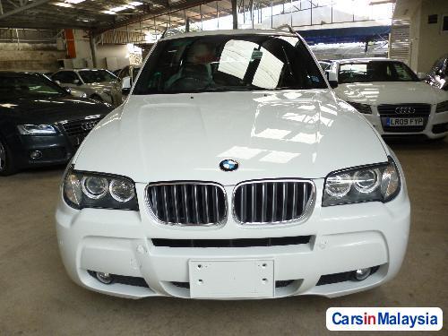 BMW X Semi-Automatic