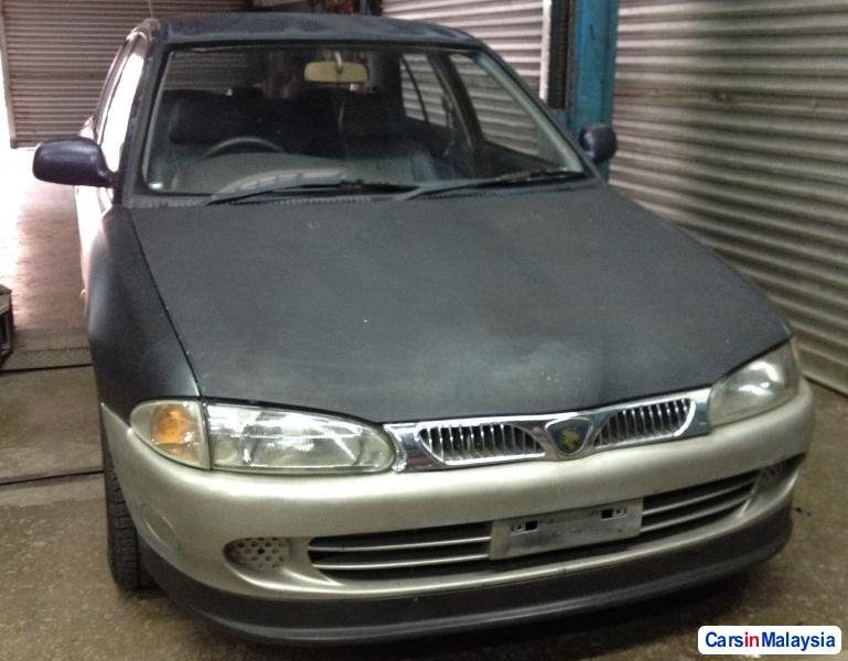 Pictures of Proton Wira Manual 1996