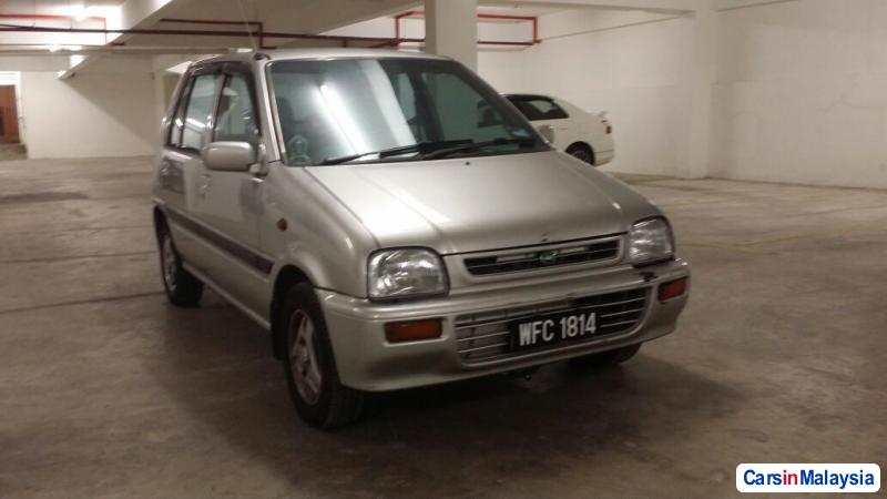 Pictures of Perodua Kancil Automatic 1996